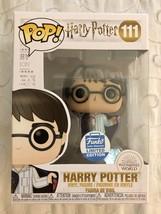 Funko Pop Shop Exclusive Harry Potter Invisibility Cloak #111 - $32.95
