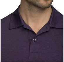 Neuf 32 Degrees pour Hommes Polo Performance, Prune image 3
