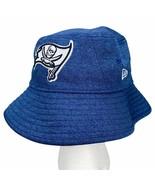 New Era Tampa Bay Buccaneers Pro Bowl Team NFC Bucket Hat On Field Blue ... - $34.99