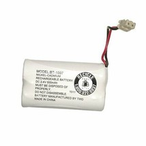 New Uniden BT-1007 BBTY0651101 NiCD 500mAh DC 2.4V Rechargeable Phone Battery - $6.88