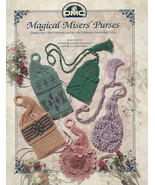 Magical Misers' Victorian Purses DMC Crochet Pattern Book NEW - $32.50