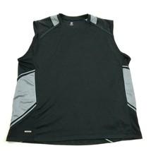 Starter DRI-STAR Sleeveless Jersey Workout Shirt Dry Fit Tank Top Size L... - $12.48