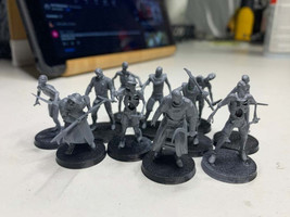 ZOMBIES (28MM) Stl File Download Guide - $4.94