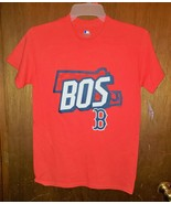 Adult MLB Boston Red Sox S/S T-Shirt - New - BOS B - $19.99