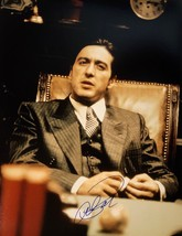 AL PACINO AUTOGRAPHED SIGNED 11X14 PHOTO THE GODFATHER MICHAEL CORLEONE ... - $189.99
