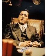 AL PACINO AUTOGRAPHED SIGNED 11X14 PHOTO THE GODFATHER MICHAEL CORLEONE ... - £154.58 GBP