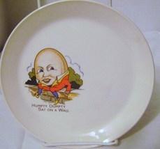 Johnson of Australia Vintage Humpty Dumpty Chil's Plate - $12.00