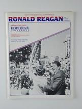 Ronald Reagan Nancy Reagan Presidential Conference Program Hofstra Unive... - $26.68