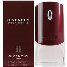 Givenchy Pour Homme by Givenchy For Men Eau De Toilette Spray, 3.3 Ounce - $50.78