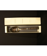 Elegant Italian Made Silver Plated Serving Spoon from Williams Sonoma - $5.00