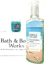 Bath and Body Works Shell Yeah Antibacterial Hand Soap& Life's a Beach P... - $20.22