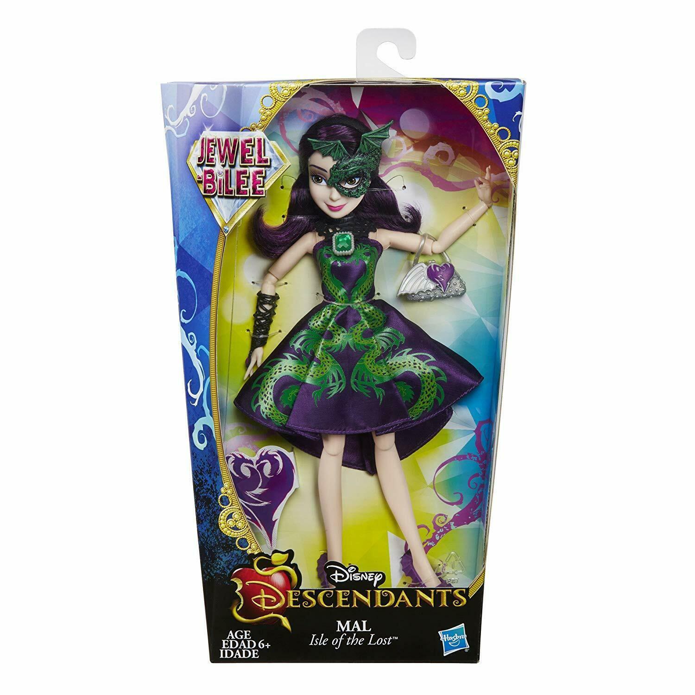 New Disney Descendants Doll Jewel-bilee Mal  of Isle of the Lost           M1