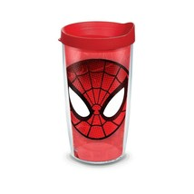 Tervis Spiderman 16 Ounce Tumbler With Lid Red - $19.98