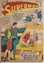 DC Superman #162 Superman Red & Superman Blue Clark Kent Metropolis Lois... - $12.95