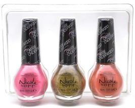 Nicole by OPI Nail Color Set, Carrie Underwood Collection:  Carnival Cot... - $11.99