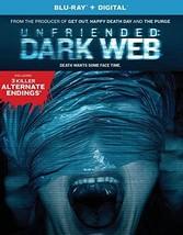 Unfriended: Dark Web (Blu-ray, 2018)