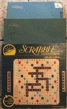 Lot of 3 Selchow & Righter Scrabble Turntable Deluxe Edition Crossword G... - $39.19