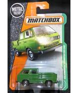 2017 Matchbox  Volkswagen Transporter Cab   Card #95          MB-4 - $4.95