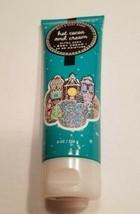"""Bath & Body Works """"Hot Cocoa and Cream"""" Body Cream 8oz - $18.90"""