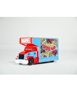 TOMICA Marvel TUNE 3.0 7-11 Special Edition 2017 SPIDER-MAN AD TRUCK Blue - $39.99