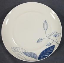 Arrabida Spal Porcelanas Dinner Plate Portugal Blue on White Porcelain - $17.95