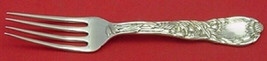 "Chrysanthemum by Tiffany and Co Sterling Silver Dinner Fork 7 1/2"" Flatware - $189.00"
