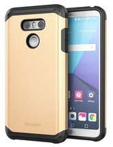 LG G6 Case Gold - Premium Tough Protection (impact armor) Scorpio R5 by ... - $10.99