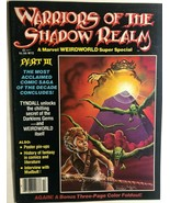 WARRIORS OF THE SHADOW REALM III (1979) Marvel Comics Super Special #13 ... - $12.86