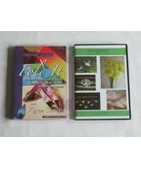 DVD Lot Fold It Beyond Traditional Origami w/ Karen Thomas Lamar Instruc... - $14.99