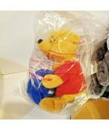 "Disney 8"" Hanukkah Winnie the Pooh toy Teddy BEAR kid gift religious jewish - $0.98"