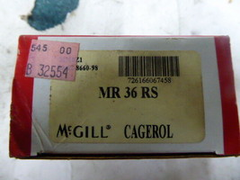 McGill MR 36 RS, MR36RS Needle Roller Bearing Single Seal New image 2