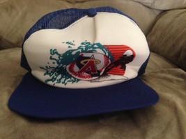 Vintage New Era MLB California Angels Baseball Hat Men's  snap back - $44.55