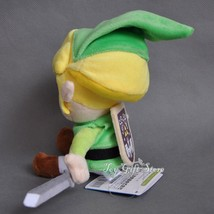 Legend of Zelda Plush Doll  Wind Waker Tingle  Waker Link Princess 3pcs/set - $19.58