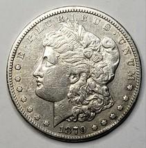 1879CC MORGAN SILVER $1 DOLLAR Coin Lot# 519-17