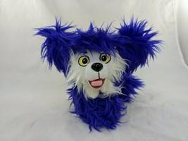 "Disney Jr Vampirina Wolfie Dog Plush 5"" Purple Just Play Stuffed Animal Toy - $5.95"