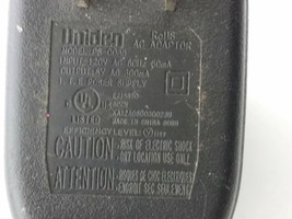 Uniden PS-0035 AC Adapter Power Supply Output 8VAC 300mA - $14.68