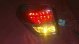 2013 2014 2015 LEXUS 13 14 15 RX350 RX450H LEFT DRIVER TAIL LIGHT LAMP O... - $128.70