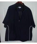NWOT Extra Large (XL/TG)  Cutter & Buck CB WindTec 1/2 Sleeve 1/2 Zip Ja... - $27.69