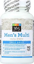365 Everyday Value, Men's Multi Iron-Free, 90 ct - $15.61