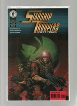 Star Troopers: Insect Touch #1 - Dark Horse Comics - May 1998 - Warren Ellis. - $2.93