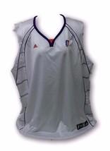 WNBA Adidas White Color Women's Basketball Jersey Size 3X-Large - $29.69