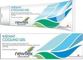 New Pharma-Swiss Newflex Instant Cooling Gel 120ml - $17.00