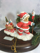 Cherished Teddies Santa Series 2018 William  NIB  - $60.34