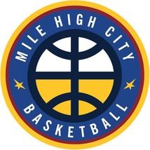 Denver Nuggets #13 NBA Team Logo Vinyl Decal Sticker Car Window Wall Cornhole - $6.28+