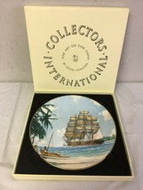 1981 Bora Bora by John Stobart Royal Doulton Collector Plate - $36.93