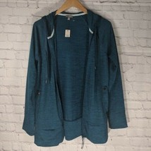 T by Talbots | Size S Green Zipper Hoodie Zipper Cardigan - Athleisure -... - $51.23