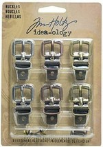 Tim Holtz Idea-ology Fasteners (Pack of 6, 6 Brads)