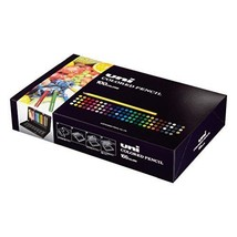Mitsubishi Pencil Colored pencils Unicolor 100 colors UC100C Japan import - $158.31