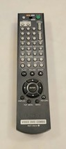 Sony Video Dvd Vcr Combo Remote RMT-V501A SLV-D201P D300P - $21.78