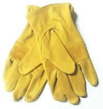 Wells Lamont Premium Cowhide Leather Work Gloves Medium NEW image 2
